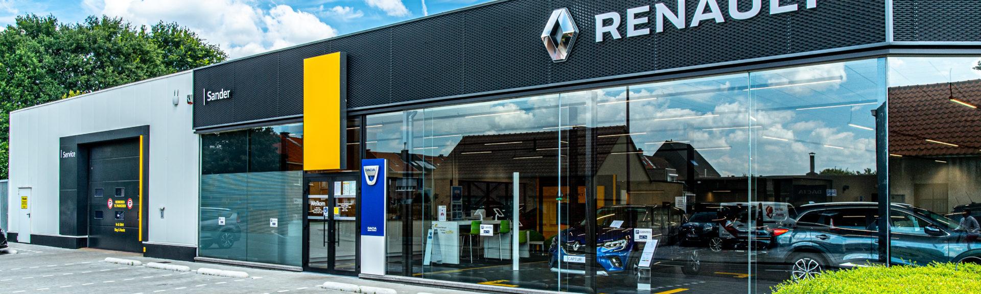 Renault Sander